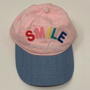 Carters toddler girl hat size 2T-4T pink